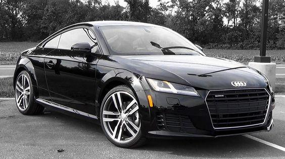 Audi TT 16'