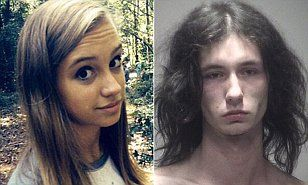 Natalie Henderson, whose body was discovered behind a Publix store in Georgia earlier this month, had been stripped and posed alongside victim Carter Davis, also 17, medical examiners said.