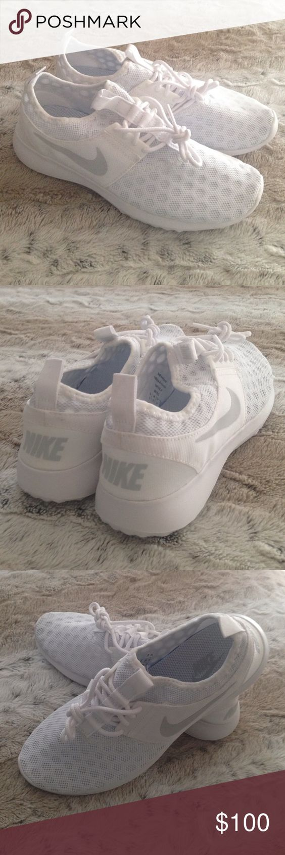 .:: ADD'L PICS ONLY - DO NOT BUY ::. Nike Juvenate Zenji Platinum White Women's 8  W/O BOX/RETAIL TAGS, NEVER WORN ✖️NO TRADES • NO PP • NO MERC@RI  ✔️ADD'L INFO/PICS BY REQUEST ✔️POSTED = AVAILABLE  ✔REASONABLE OFFERS WELCOMED ✔BUNDLE 2+ FOR 10% DISCOUNT Nike Shoes Athletic Shoes