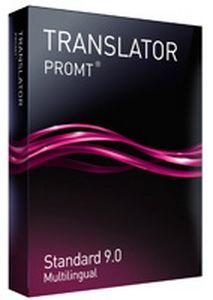 Program za prevod PROMT Standard 9 je napredan program za prevodjenje teksta koji nudi širok dijapazon opcija i mogućnosti. Prevod teksta sa ovim programom je tačan a program nudi i unapređenje pravila prevoda u rečniku koja prevod čine još boljim.