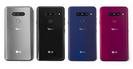 Lg V40 Thinq Finally Goes Official Smartphone Photography Phone Best Android Phone
