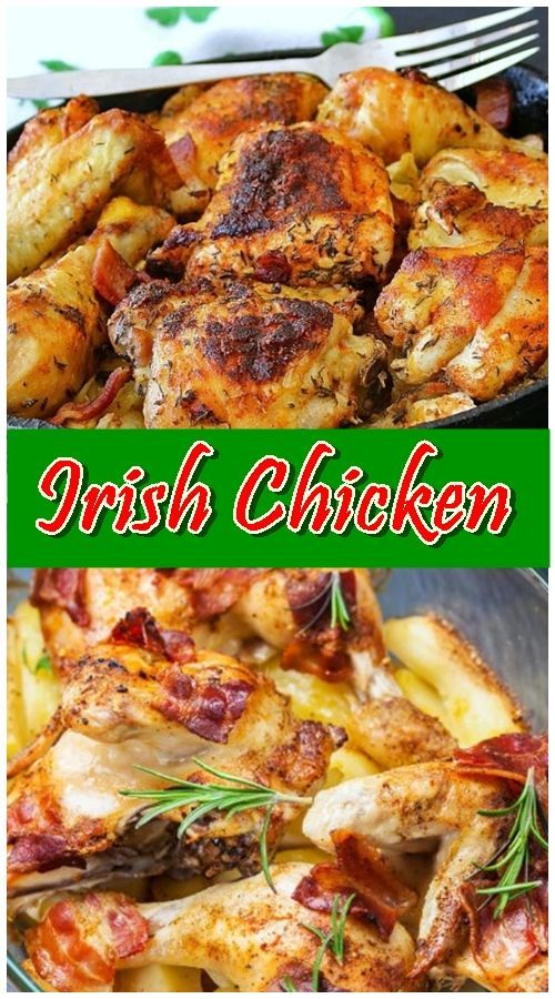 Irish chicken