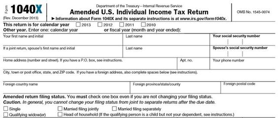 5 Tips for the 3rd Estimated Tax Payment of 2015 Federal - money order form