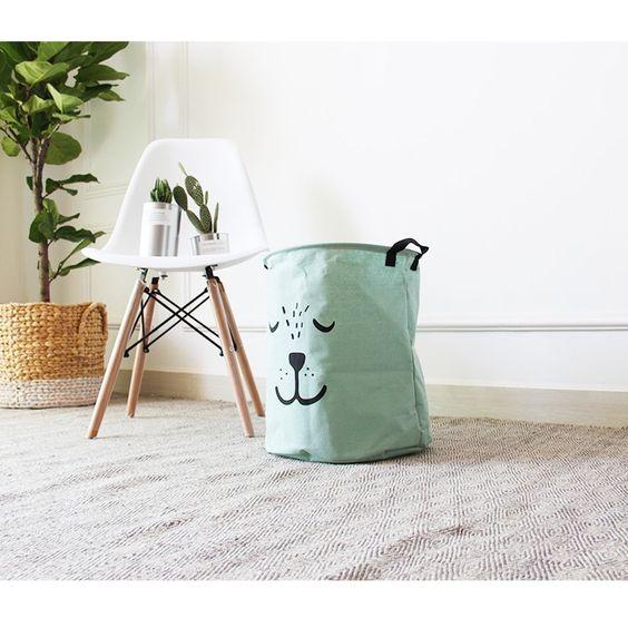 inwagui wäschekorb wäschesammler wäschesack schmutzwäschebehälter