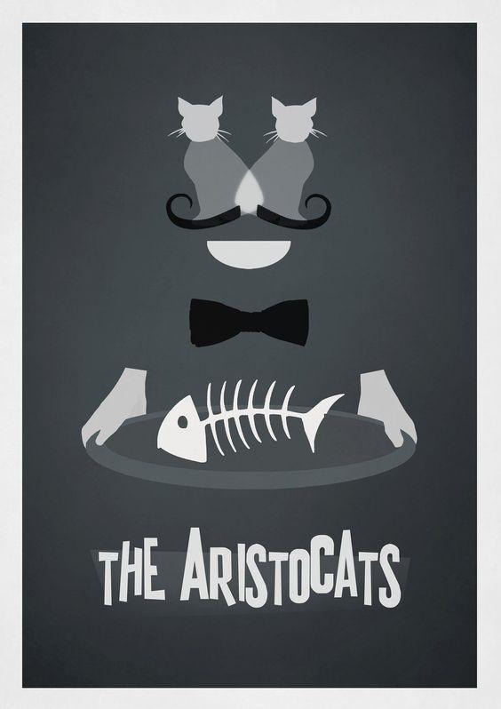 The Aristocats (1970).