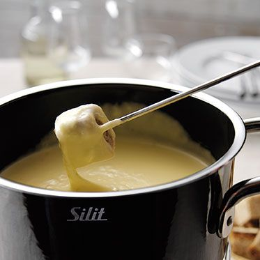 Schweizer Käsefondue Rezept | Küchengötter