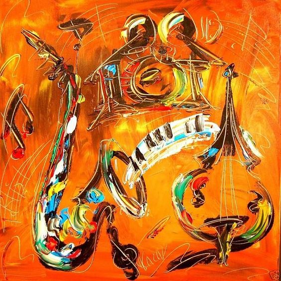 Mark Kazav. Jazz