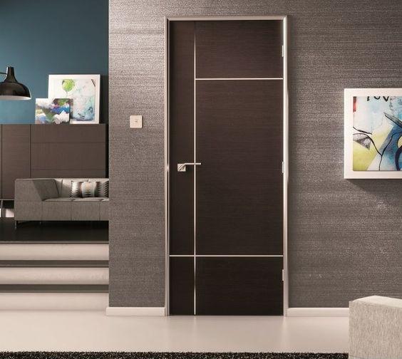 Caserta Wenge Internal Door Wengedoors Interior Doors Internal