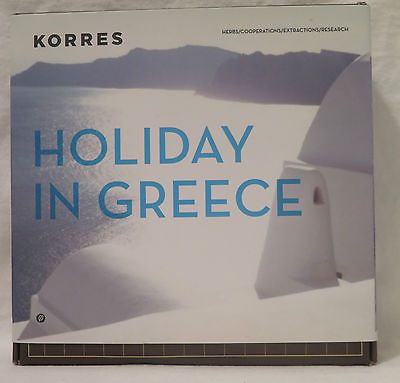 #Korres #holiday in greece #travel set bnib,  View more on the LINK: 	http://www.zeppy.io/product/gb/2/301995641312/