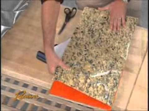 Instant Granite In Venetian Gold / Santa Cecilia   Granite Countertop,  Granite And Granite Tops