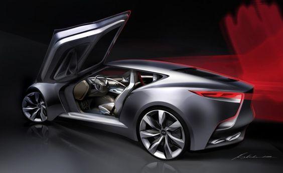 Hyundai HND-9 concept, les premières images