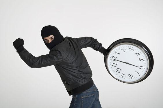 Tempo roubado