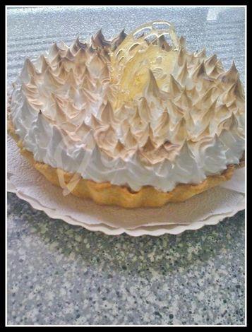 Lemon pie ( tarta de limón )