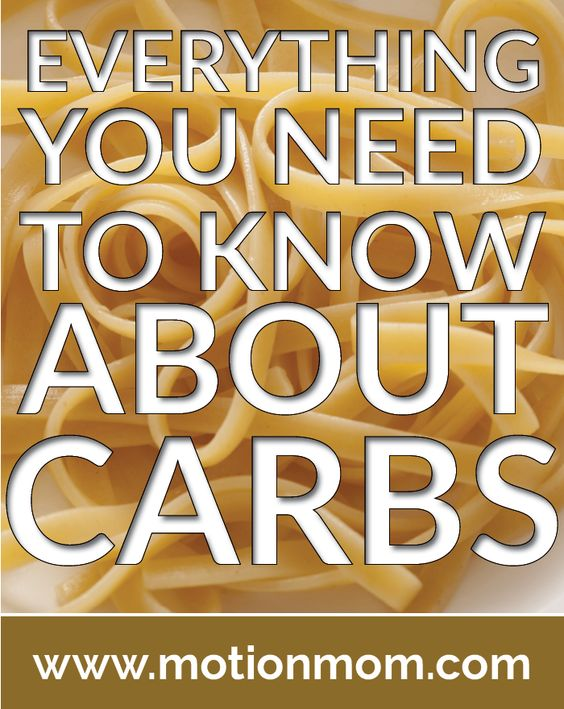 Answering all your burning questions about Carbs!