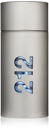 212 By Carolina Herrera For Men. Eau De Toilette Spray 3.4 Ounces *** You can find more details at…