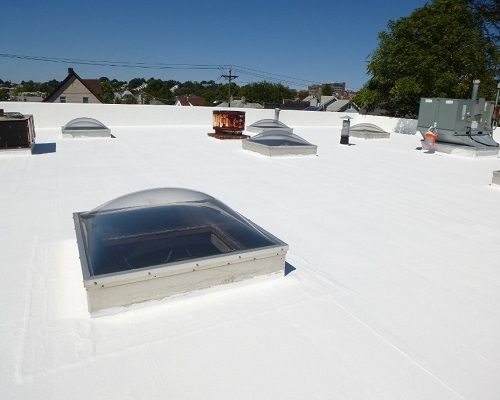 A Terrace Waterproofing Contractor Can Offer Top Quality Service Roof Waterproofing Affordable Roofing Flat Roof Waterproofing