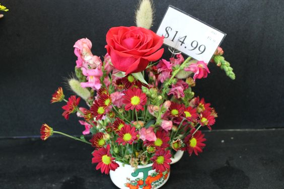 Cute Daisies and Roses for $14.99! Come follow our under $25 Pinterest board to see MORE affordable arrangements.