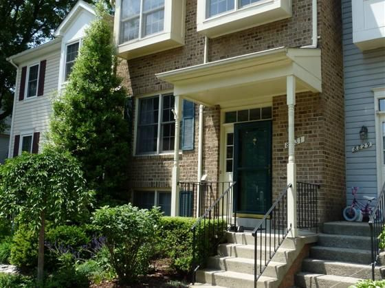 """8831 Thomas Lea Terrace Montgomery Village MD 20886 . Great 4 bedroom 3. bath townhome in sought after community :THE REACH""""  a beauty and priced to sell at 325000!"""