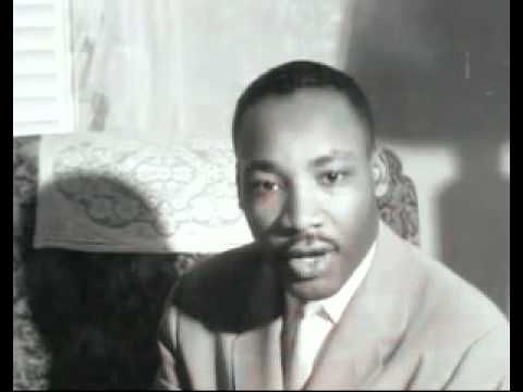 martin luther king on the montgomery bus boycott youtube