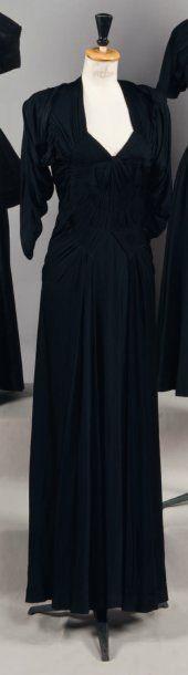 Marcelle Alix Haute couture, circa 1938/1940