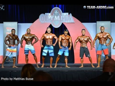 2016  Mr  Olympia the great  Men's Physique !!! FULL HD