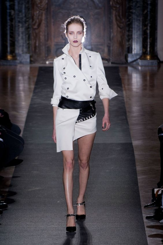 Anthony Vaccarello | Paris | Inverno 2013 RTW