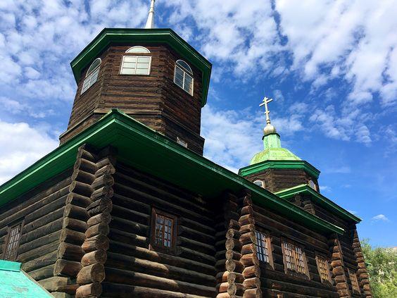 «Церковь декабристов», г. Чита. Фото: Evgenia Shveda