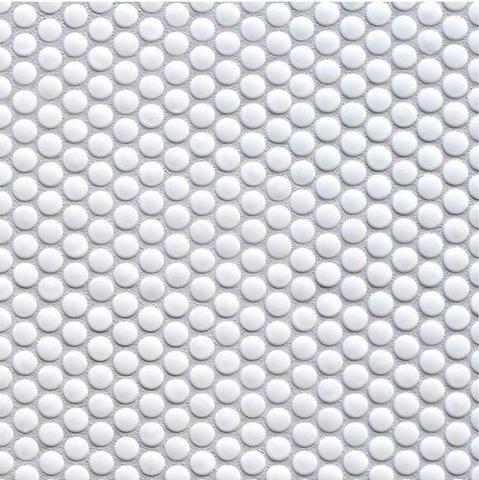 White Penny Round Tile Penny Round Tiles Round Tiles Penny Round