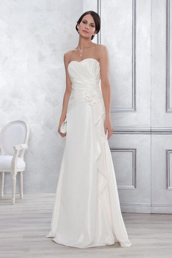 Brautkleid / Hochzeitskleid v. Emmerling $278.99 Alle Brautkleider