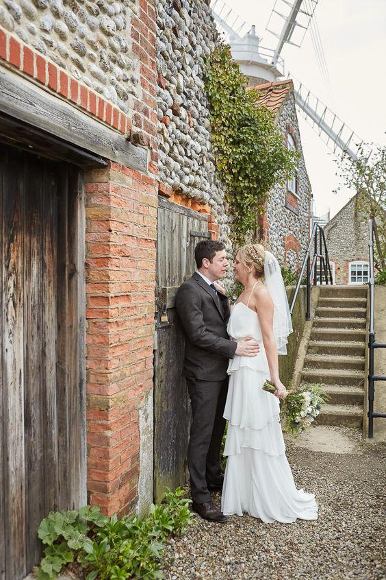 Hochzeit in der Windmühle