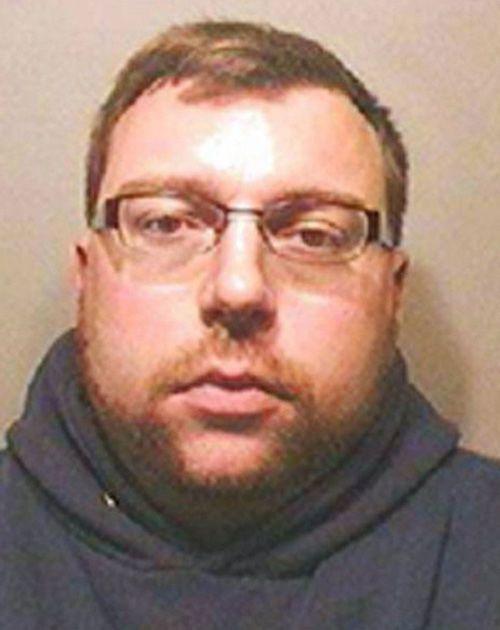 Convicted paedophile Robie Hollyson