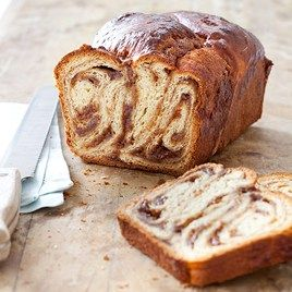 Cinnamon Babka From Cook's Country December/January 2012