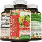 Garcinia Cambogia Extract Fast Acting Weight Loss and Energy Pills for Women&Men