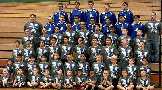 Gilroy Hawks Wrestling in Gilroy, CA  #SpiritWearShirt #wrestling