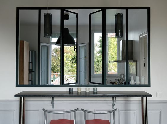 atelier and cuisine on pinterest. Black Bedroom Furniture Sets. Home Design Ideas