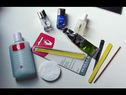 Comment je soigne mes ongles et mes cuticules -Hélène mon blogue de fille-