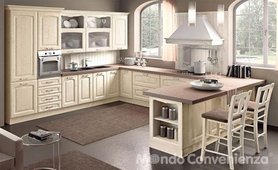 Cucina Lucrezia Mondo Convenienza. Great Cucina Jasmine Mondo ...