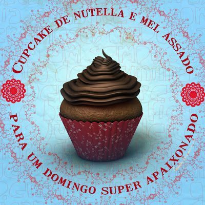 K a R a M i n h O l a S :) por Camila Carrossine: Cupcakes do fim de semana