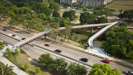 Projeto Urbano: Ponte de Pedestres Rosemont, repensando a passarela,© Via Plataforma Urbana