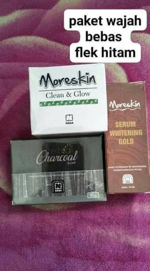 Paket Moreskin Untuk Flek Hitam