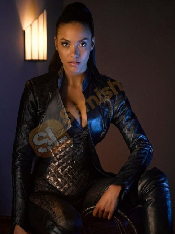 Get free shipping on every order  obtain Gotham Jessica Lucas Jacket