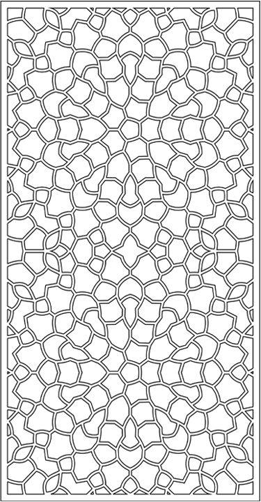 Design Library Tableaux Decorative Grilles For Residential Design In 2020 Handmade Tile Patterns Stained Glass Patterns Free Tile Design Pattern