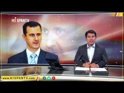 Hispantv: EEUU utiliza a Daesh para justificar su presencia militar: https://t.co/uFy8IKbqh6 via YouTube