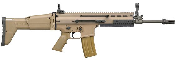 Finnish Defence Forces has decided to purchase FN Scar's for special forces