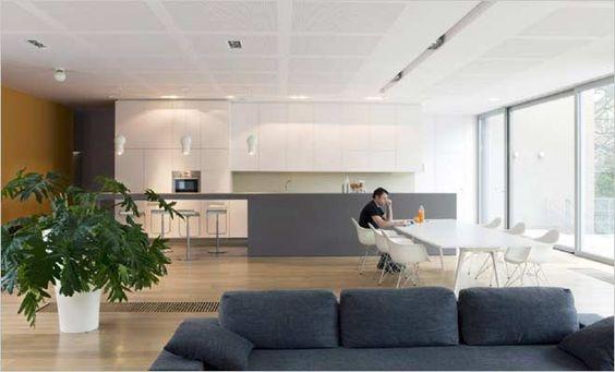 loft open keuken en woonkamer | Inrichting huis | Pinterest | Vans ...