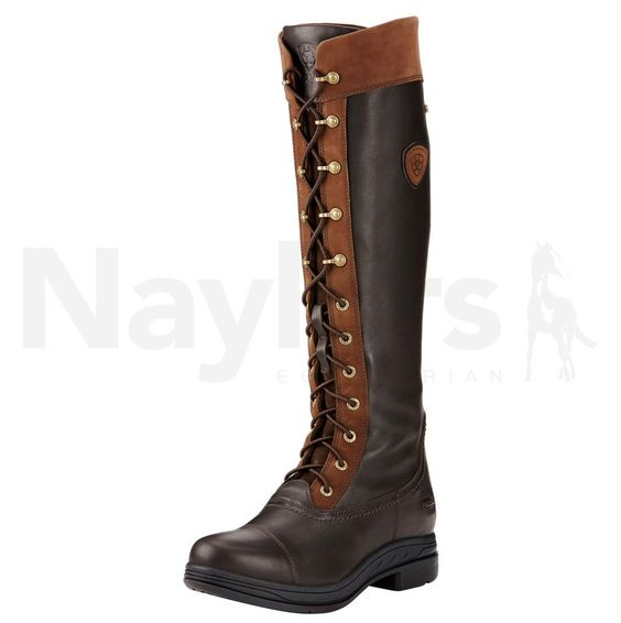 Ariat® Women's Coniston PRO GTX® Insulated Boots Ebony Brown ...