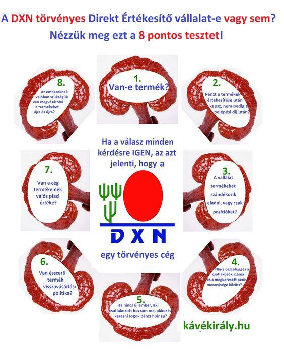 Hogyan állapítható meg, hogy a DXN törvényes Direkt Értékesítő vállalat-e vagy sem?