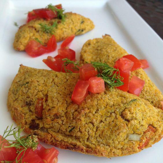 Semana de la auyama: empanadas con pavo #Gastroglam