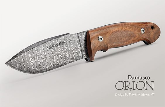 Hermoso cuchillo