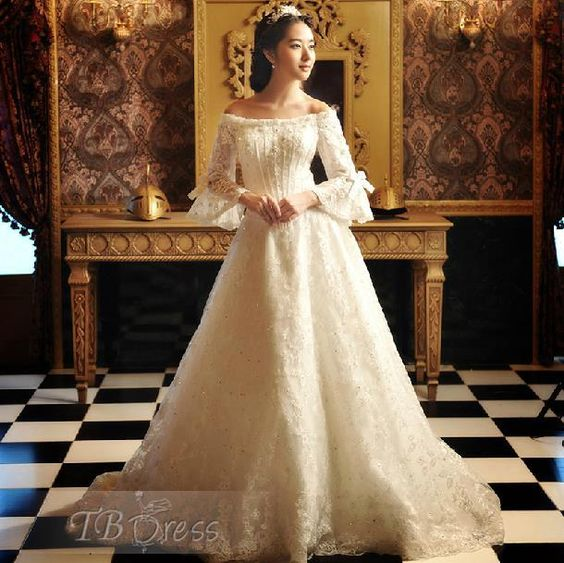 Cheap Wedding Dresses Buffalo Ny: Nice, Sleeve Wedding Dresses And Victorian On Pinterest